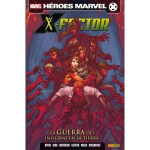 Héroes Marvel - X-Factor: Puntos de Ruptura