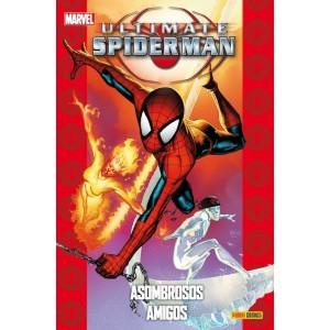 Coleccionable Ultimate 48 Spiderman 22: Asombrosos amigos