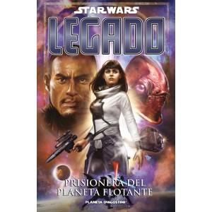 Star Wars Legado Nº 12: Prisionera del Planeta Flotante