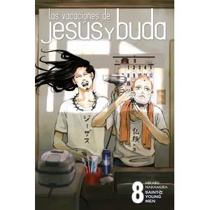 Las Vacaciones de Jesus y Buda nº 07
