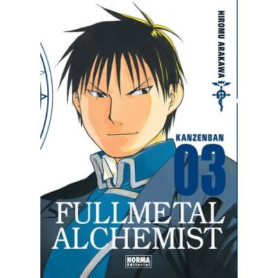 Fullmetal Alchemist Kanzenban nº 02