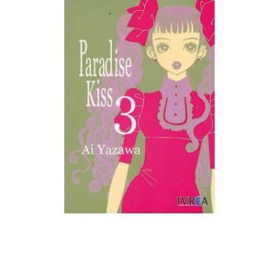Paradise Kiss Nº 03