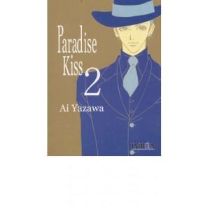 Paradise Kiss Nº 02