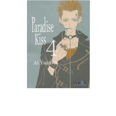 Paradise Kiss Nº 04