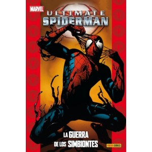 Coleccionable Ultimate 50 Spiderman 23: La guerra de los simbiontes