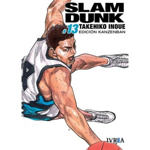 Slam Dunk Integral nº 13