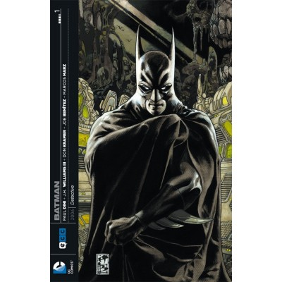 Batman: El Caballero Oscuro - Lobo, Mortalmente Serios