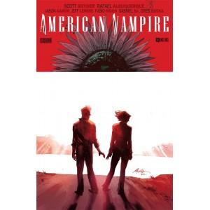 American Vampire nº 06 (Cartone)