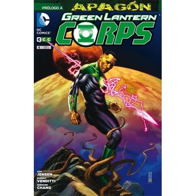 Green Lantern Corps nº 03