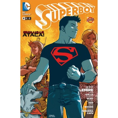 Superboy - Legion