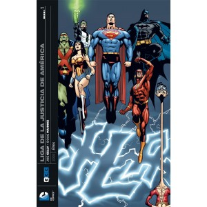 Liga de la Justicia de América - Elites nº 01