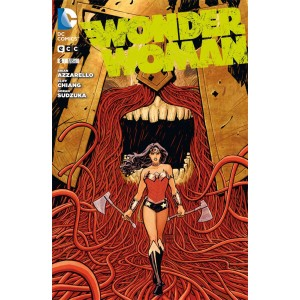 Wonder Woman nº 05