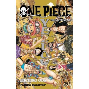One Piece Guía nº 03 - YELLOW