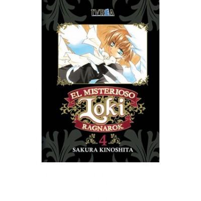 El misterioso Loki Ragnarok Nº 04
