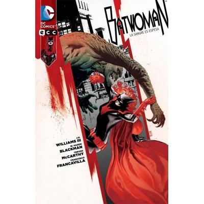 Batwoman - Mareas de Sangre