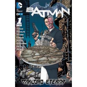 Batman: Maldad Eterna nº 01