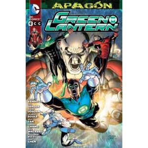 Green Lantern: La Ira del Primer Lantern (Capítulo Final)