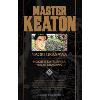 Master Keaton nº 08