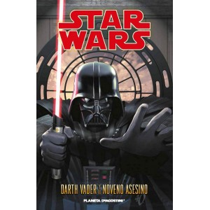 Star Wars: Darth Vader y el noveno asesino