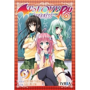 To Love Ru Darkness nº 03
