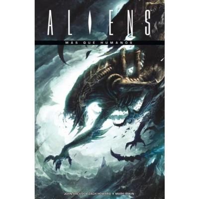 Aliens - Más que Humanos