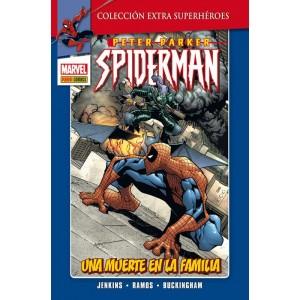 Colección Extra Superhéroes 35. Peter Parker: Spiderman 3 - Una muerte en la familia