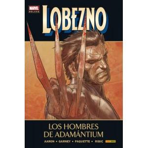 Marvel Deluxe. Lobezno 4: Los Hombres de Adamántium