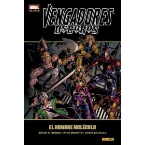 Marvel Deluxe. Vengadores Oscuros 2 El Hombre Molécula