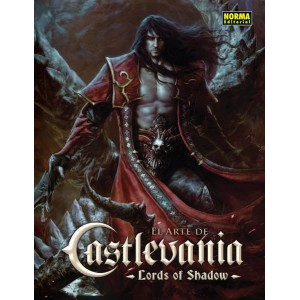 El Arte de Castlevania Lords of Shadow