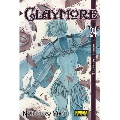 Claymore nº 23