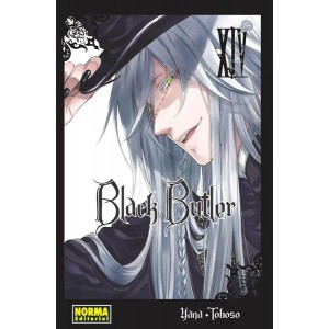 Black Butler nº 14