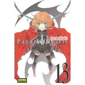 Pandora Hearts nº 12