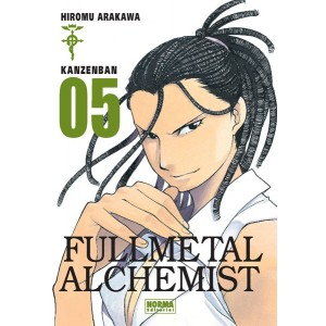 Fullmetal Alchemist Kanzenban nº 04