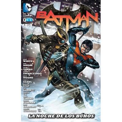 Batman (reedición trimestral) nº 04 : La Noche de los Búhos