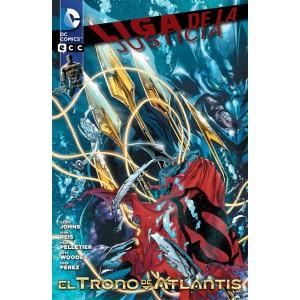Liga de la Justicia de América - Elites nº 02