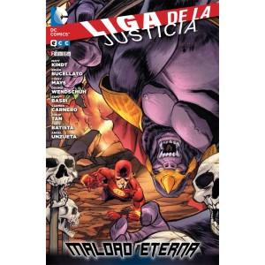 Liga de la Justicia: Maldad Eterna nº 01