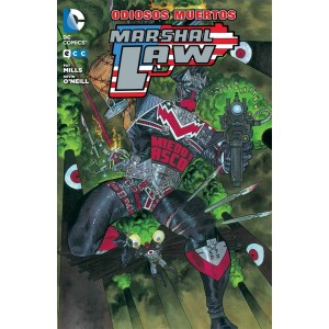 Marshall Law: Miedo y Asco