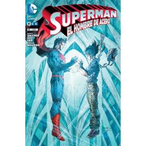 Superman: El Hombre de Acero nº 03