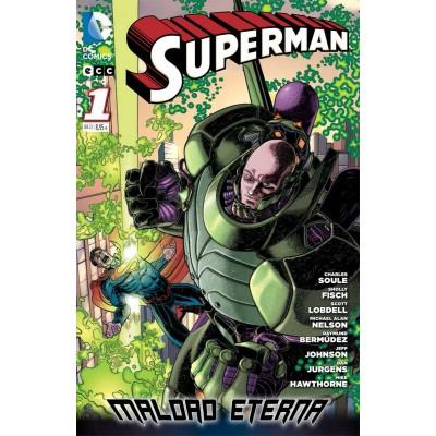 Superman: El Hombre de Acero nº 05