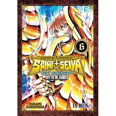 Saint Seiya Next Dimension Myth Of Hades nº 05