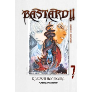 Bastard!! Complete Ed. nº 07
