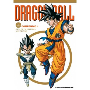 Dragon Ball Compendio nº 01