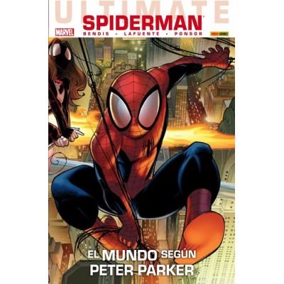 Coleccionable Ultimate nº 50 - Spiderman: La Guerra de los Simbiontes