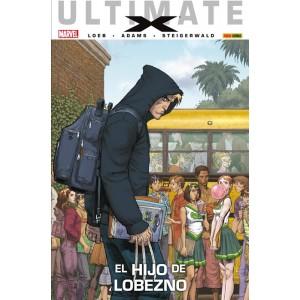 Coleccionable Ultimate 55 Ultimate X: El hijo de Lobezno