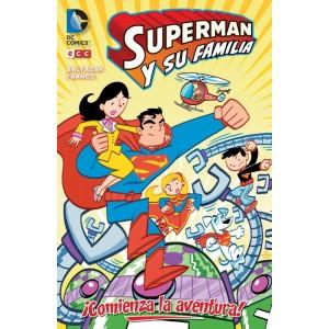 Superman y su Familia: ¡Comienza la Aventura!