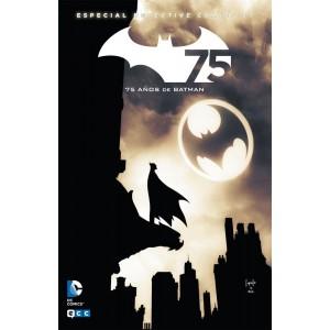 Batman: Especial Detective Comics 27 - 75 Años de Batman