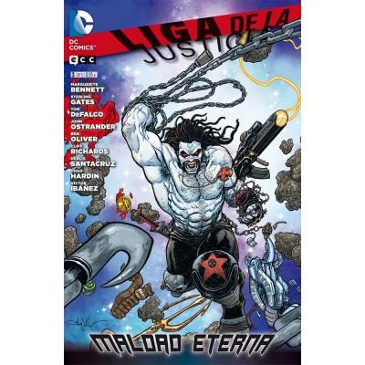 Liga de la Justicia: Maldad Eterna nº 02