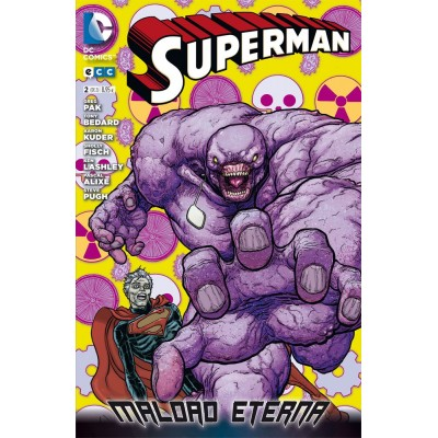 Superman: Maldad Eterna nº 01