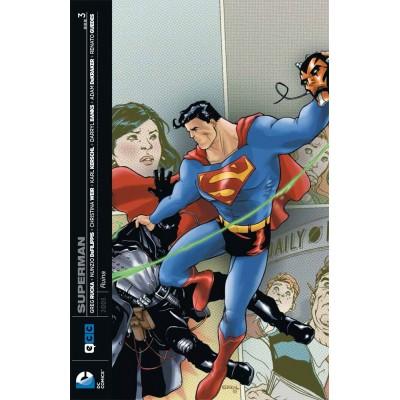 Superman: Ruina nº 0