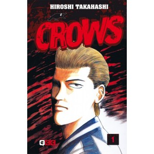 Crows nº 01